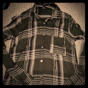 Extra soft button up